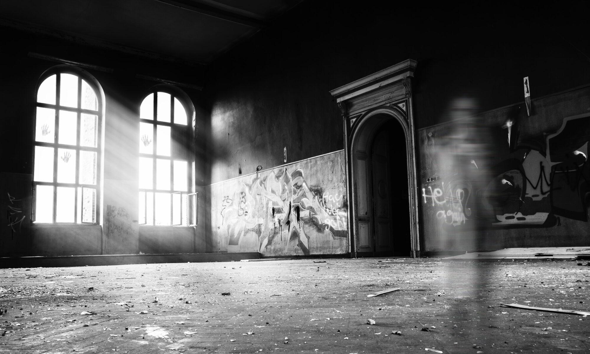 Spøgelseshistorier